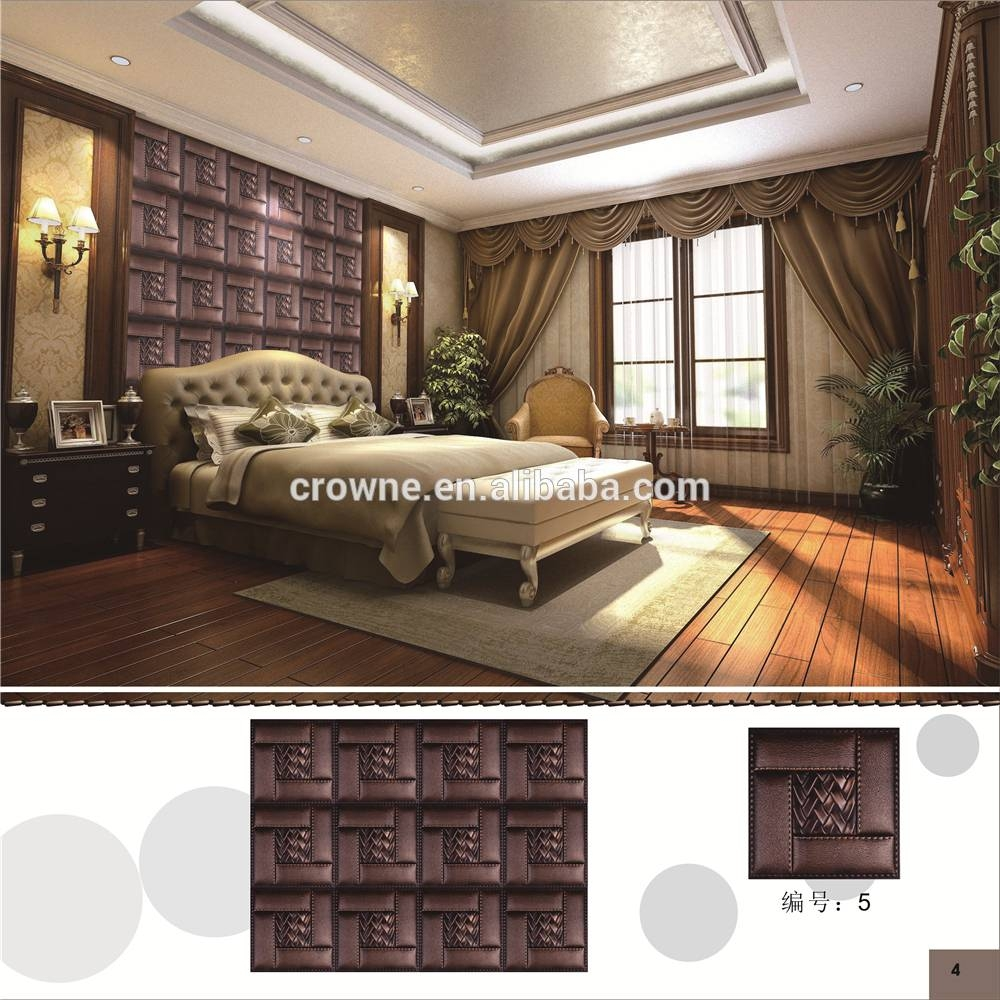 Great Wall Of China 3D Model Acrylic Wall Art Decor Leather Wall Regarding 2018 Great Wall Of China 3D Wall Art (Gallery 5 of 20)