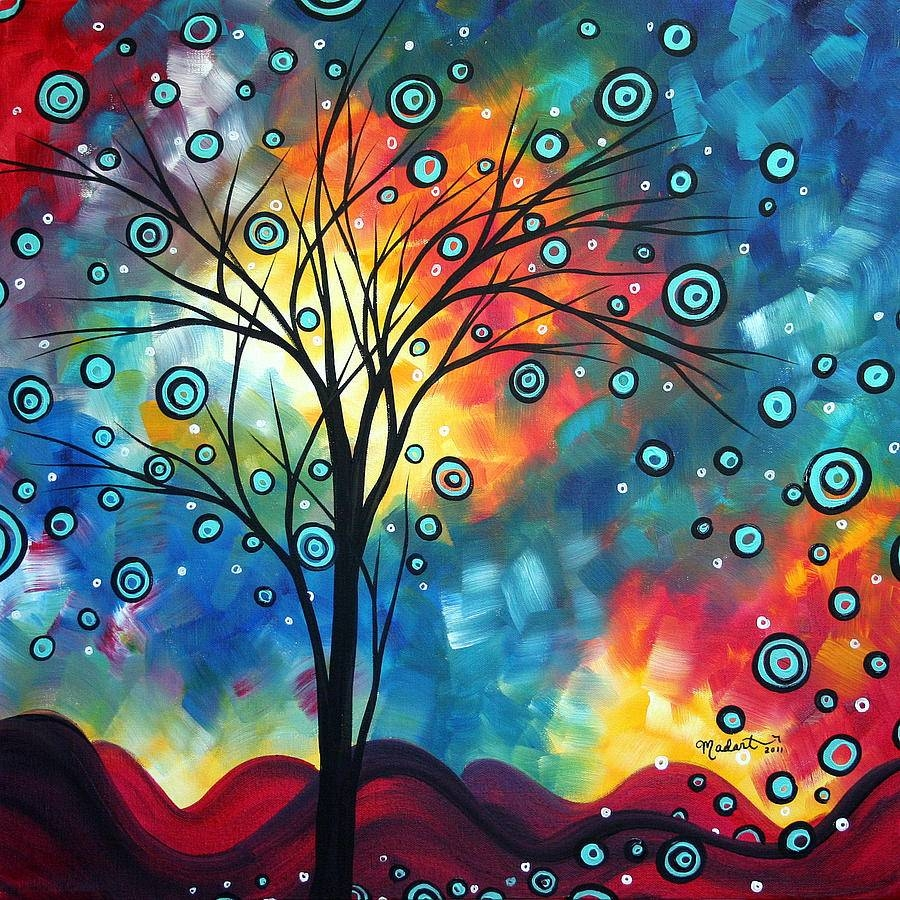 Greeting The Dawnmadart Paintingmegan Duncanson Within Newest Megan Duncanson Metal Wall Art (Gallery 3 of 25)