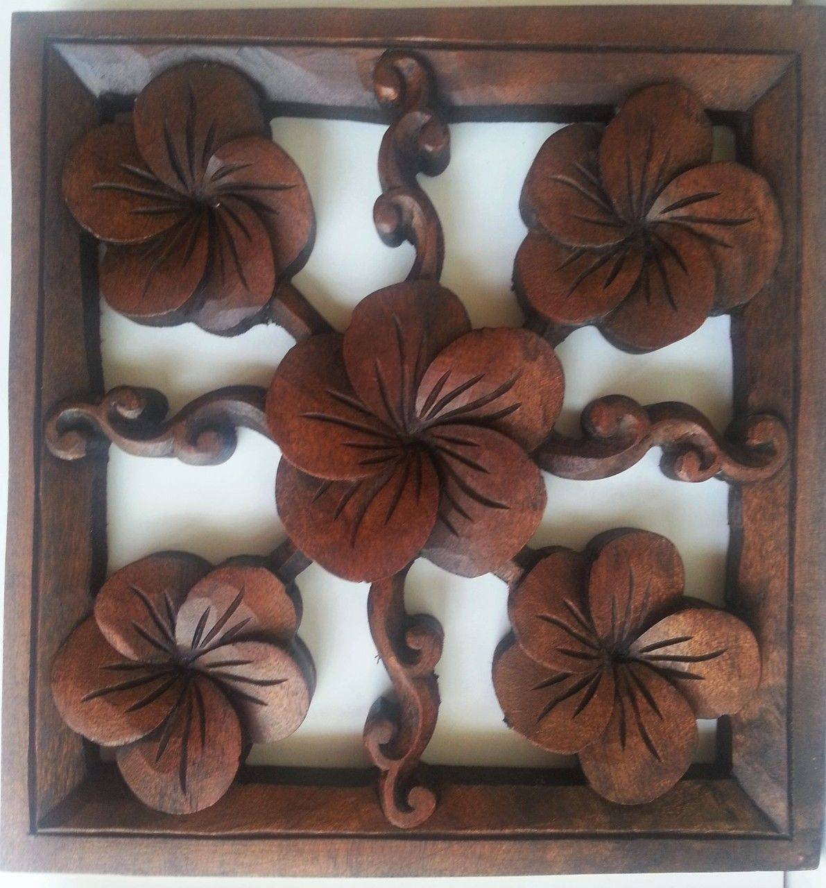 Hand Carved Wall Art (View 11 of 30)