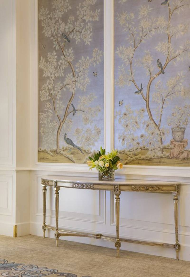 Hand Painted & Chinoiserie Wall Panels :: This Is Glamorous In Latest Chinoiserie Wall Art (View 2 of 30)