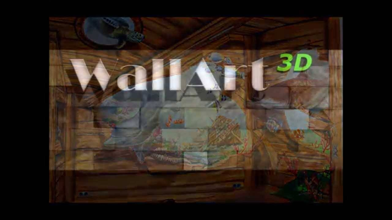 Hand Painted Murals, Illusion Painting On The Walls In Airbrush In Latest Airbrush Wall Art (View 11 of 20)
