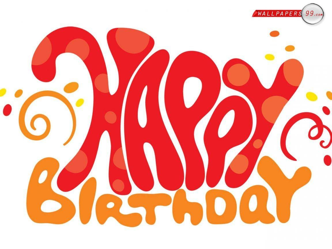 Happy Birthday Cartoon Images – Desktop Backgrounds – Clip Art Library For Most Recent Happy Birthday Wall Art (View 15 of 20)