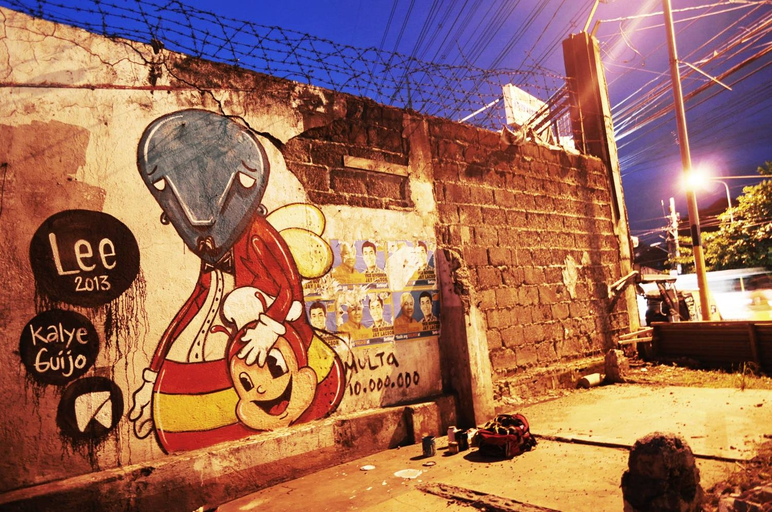 Help Make The Filipino Street Art Project Happen•flpno Intended For Latest Filipino Wall Art (View 16 of 30)