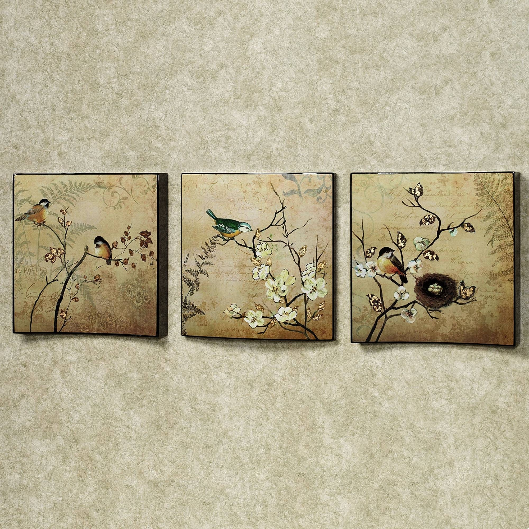 Home Design : Blue And Brown Metal Wall Art Asian Compact Awesome With Recent Asian Metal Wall Art (View 12 of 30)