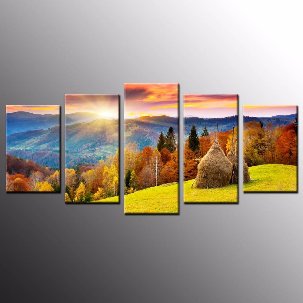 Home Design : Multiple Canvas Wall Art – Inarace With Top ~ Wuoizz Throughout Most Recently Released Multi Canvas Wall Art (View 14 of 20)