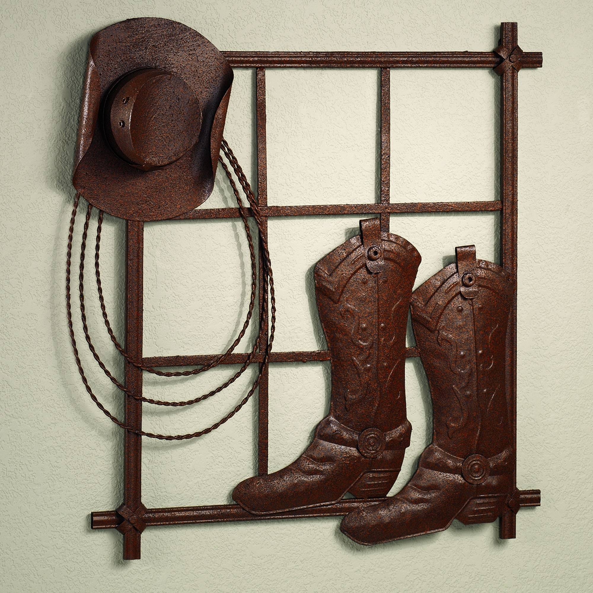Home Design : Rustic Wood And Metal Wall Art Contemporary Compact In Most Current Country Metal Wall Art (View 16 of 30)