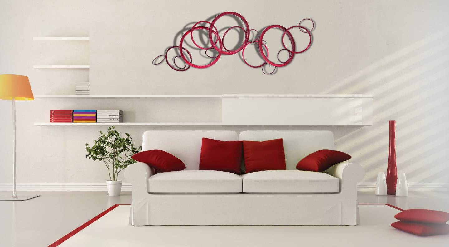 Featured Photo of Artisan House Metal Wall Art