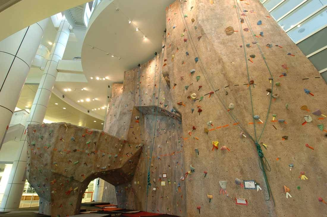 Home Rock Climbing Wall Design Awesome Home Climbing Walls Intended For Most Current Home Bouldering Wall Design (View 16 of 20)