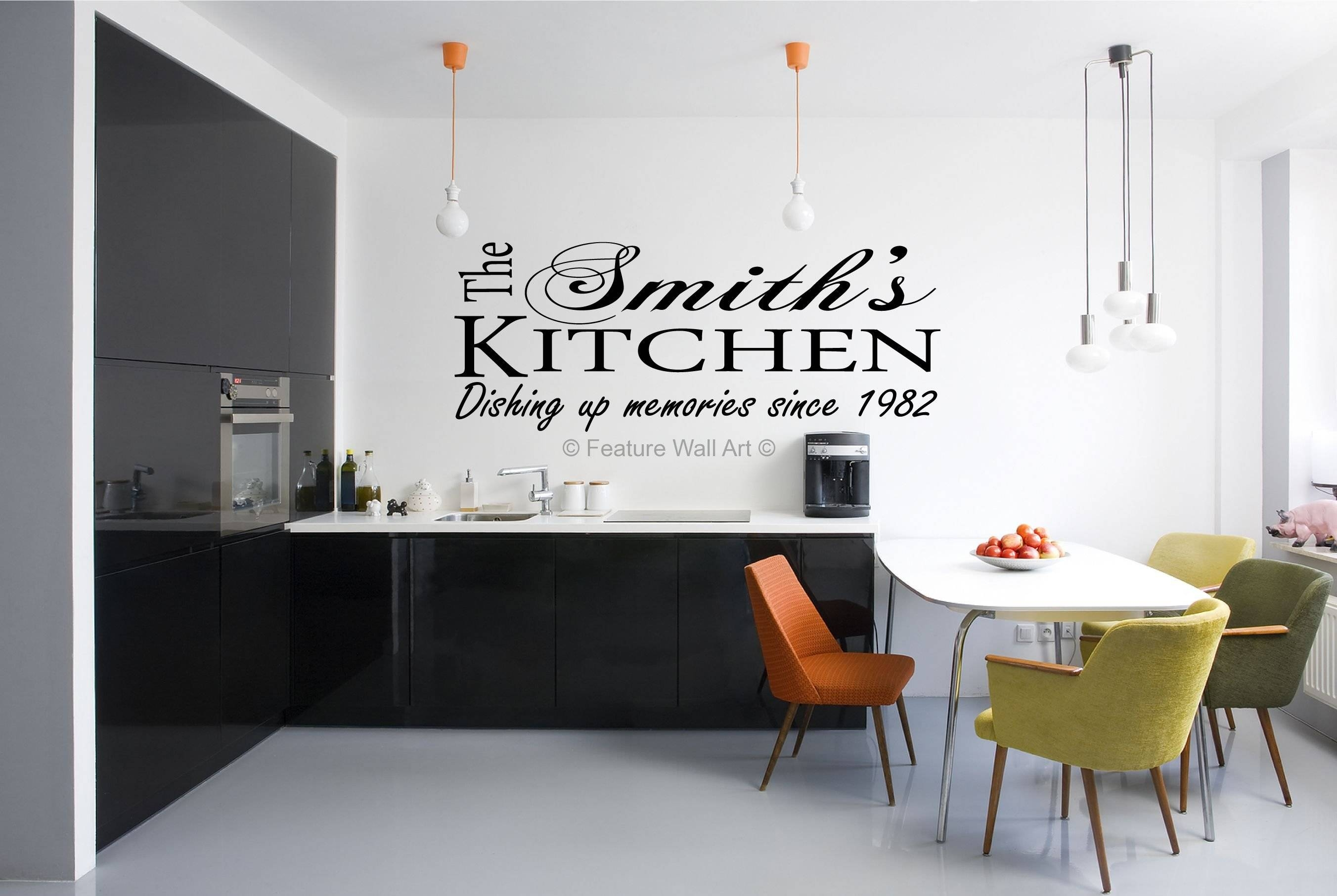 House : Trendy Kitchen Wall Art Ideas Kitchen Wall Art Etsy Within Best And Newest Cool Kitchen Wall Art (View 5 of 15)