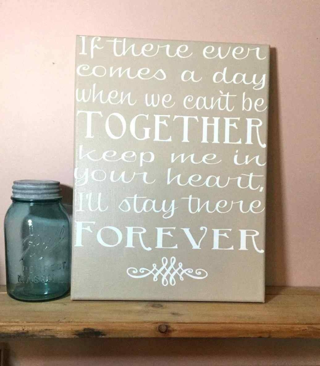 How Diy Canvas Wall Art Quotes To Make A Quote Art Canvas Youtube With Most Popular Diy Canvas Wall Art Quotes (Gallery 2 of 20)