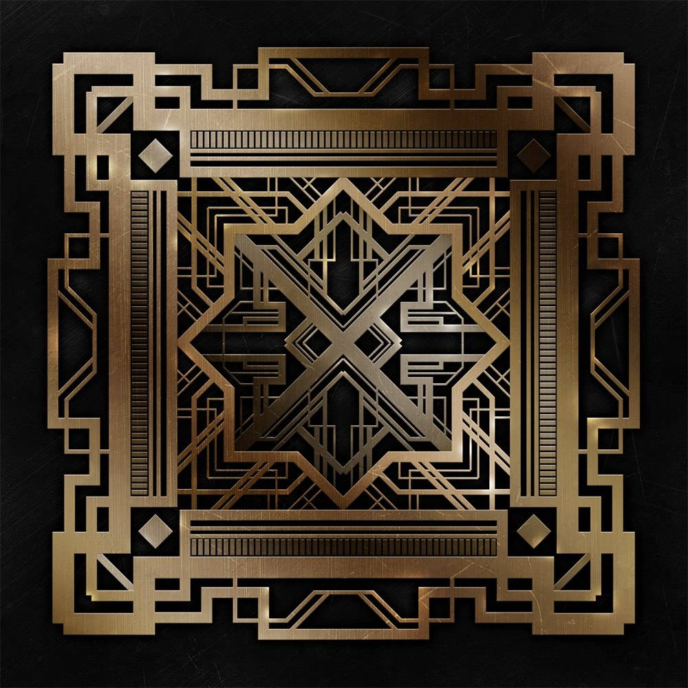 How To Create A Great Gatsby Style Art Deco Pattern With Regard To 2017 Great Gatsby Wall Art (View 10 of 20)