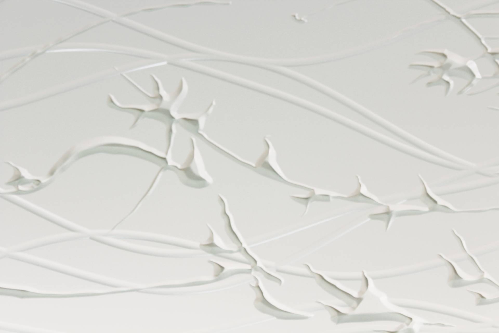 Ideas & Tips: Charming Textured Wall Panels For Wonderful Wall Regarding Most Recent White 3D Wall Art (Gallery 5 of 20)