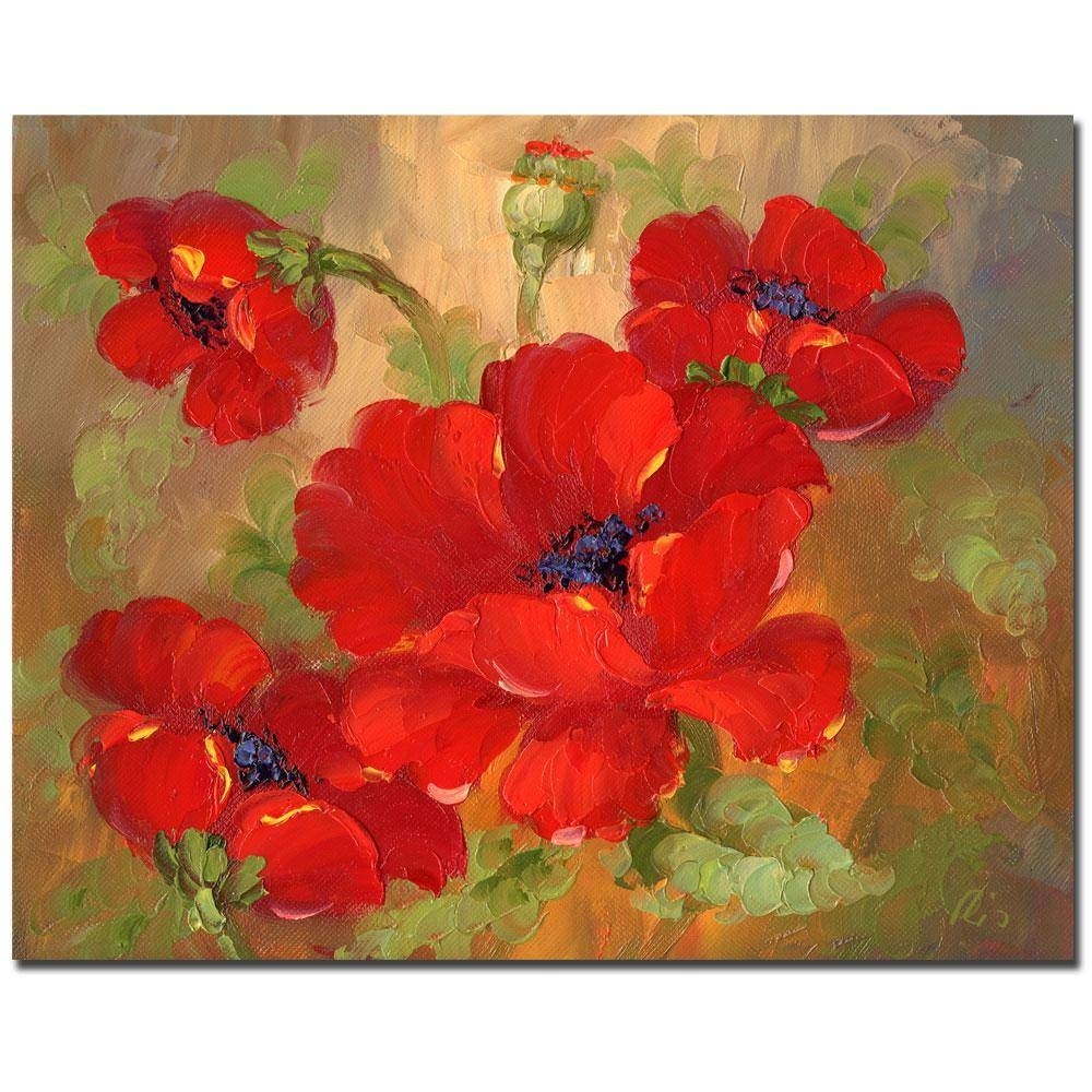 Impressive Ideas Poppies Wall Art Skillful Red Poppy Metal – Wall Regarding 2017 Metal Poppy Wall Art (Gallery 20 of 30)