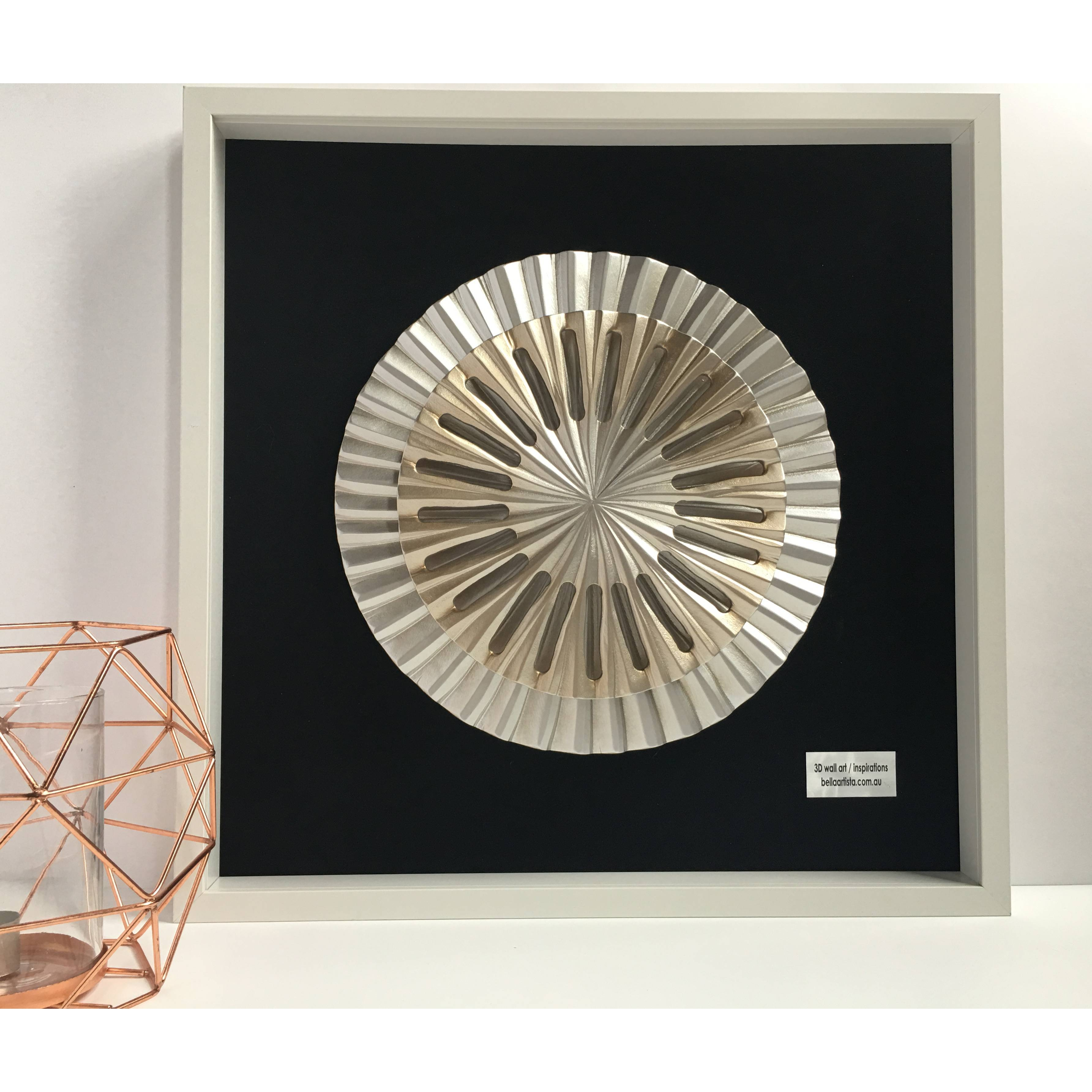 Impressive Seashell Shadow Box Wall Art Pink Floyd Animal Framed Intended For Most Current Framed 3d Wall Art (View 18 of 20)