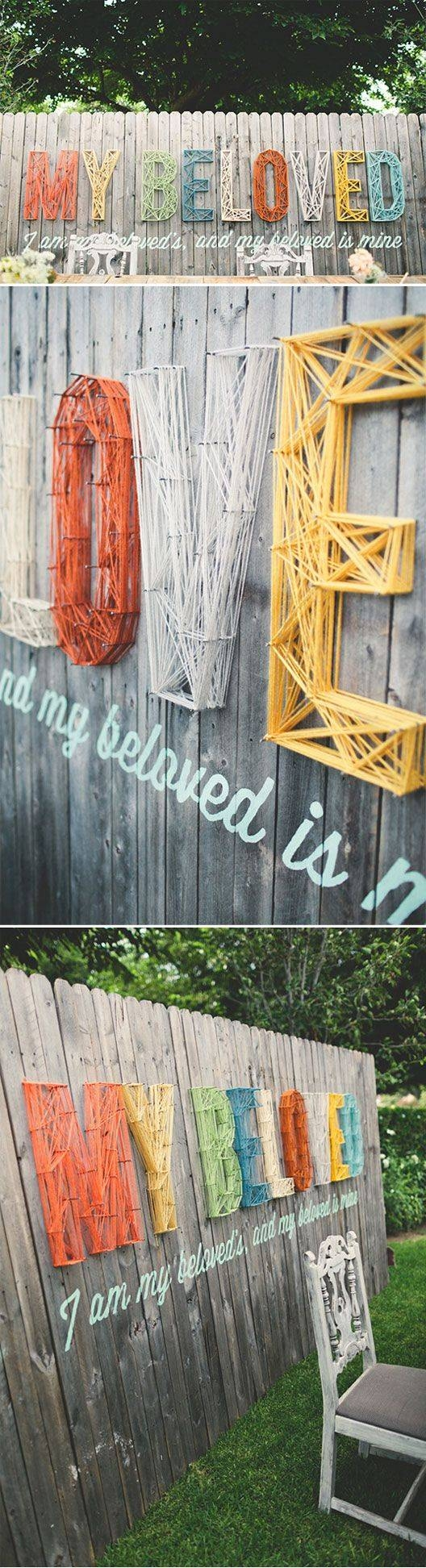 Incredible Diy Garden Fence Wall Art Ideas In Latest 3D Garden Wall Art (View 12 of 20)