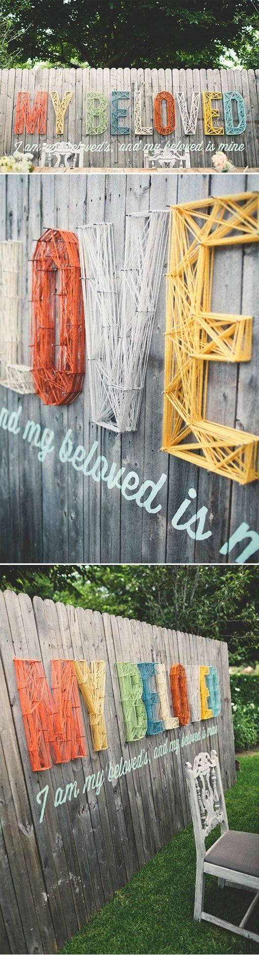 Incredible Diy Garden Fence Wall Art Ideas In Latest 3d Garden Wall Art (View 16 of 20)