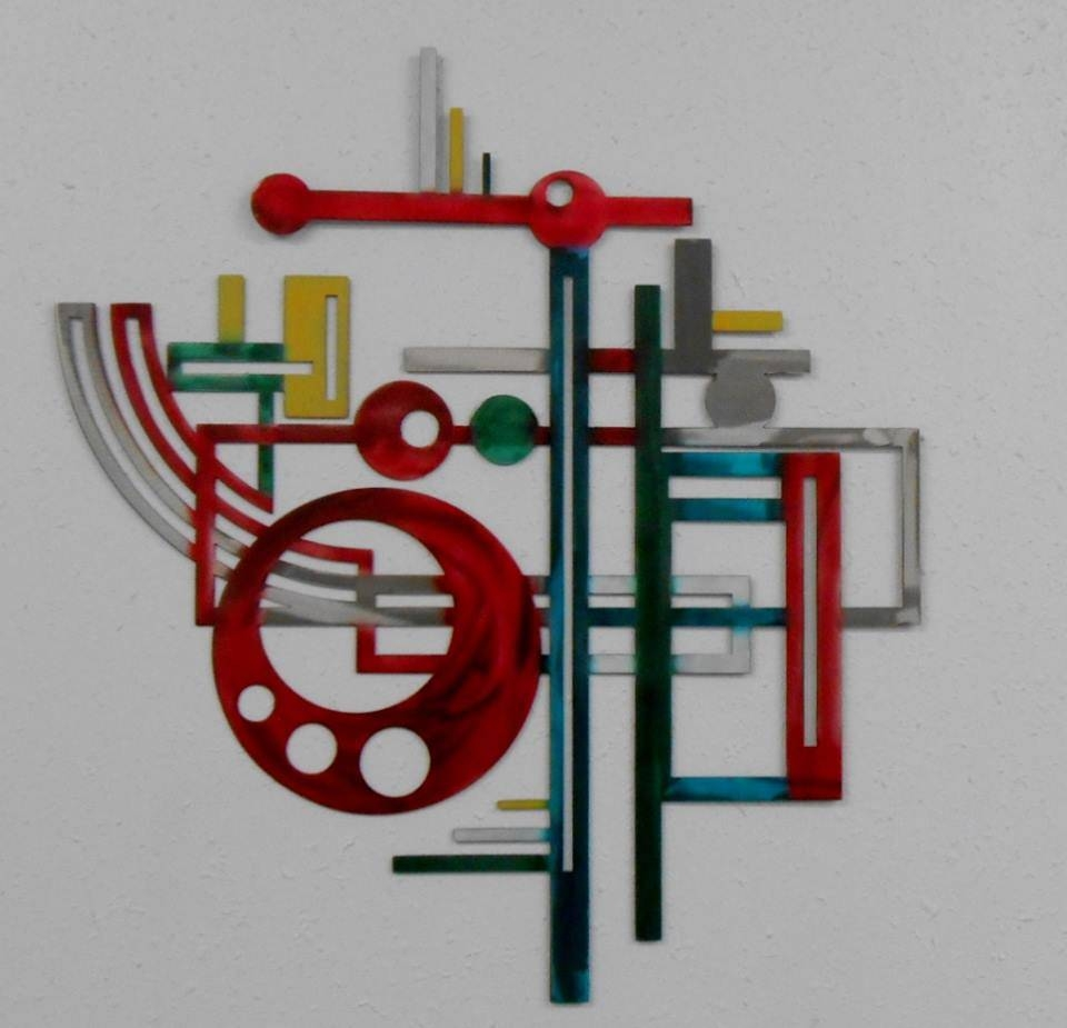 Iowa Metal Artwestphal Ironworks Llc For Most Up To Date Art Deco Metal Wall Art (Gallery 20 of 20)