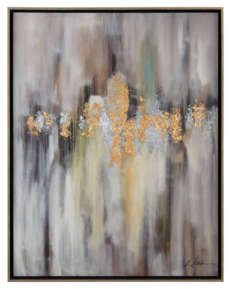 Jackie Ellens' Behind The Veil - Abstract - Wall Decor - Mirrors within Most Popular John Richard Wall Art