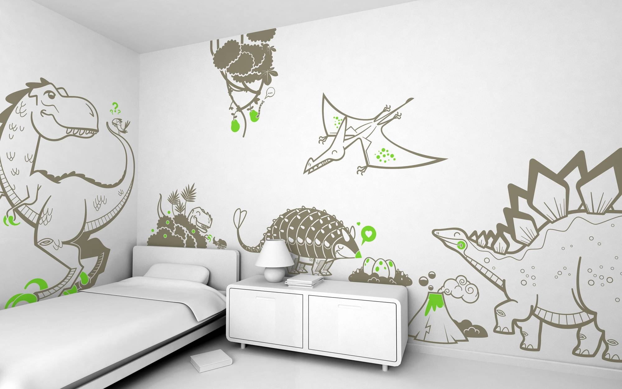 Kids Room Decor : Practical Decals For Kids Rooms Wall Decals For Within Most Popular Wall Art Stickers For Childrens Rooms (View 14 of 20)