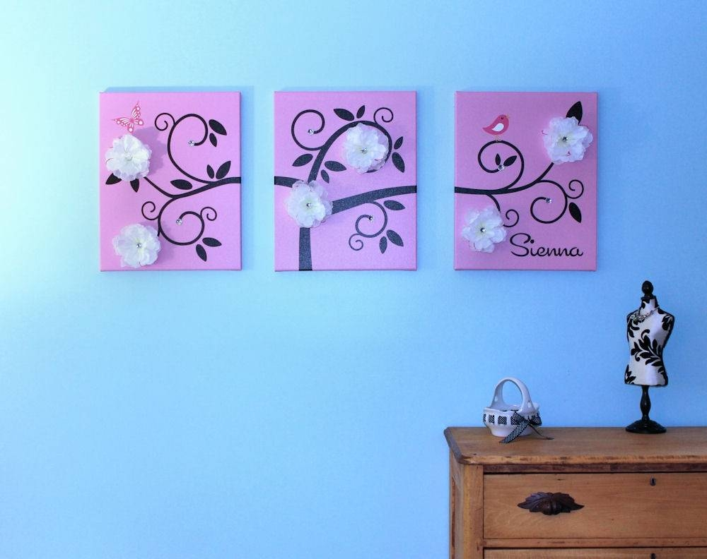 Kids Room Design: Awesome Canvas Paintings For Kids Rooms Design With Regard To Most Recently Released Kids Canvas Wall Art (View 14 of 20)