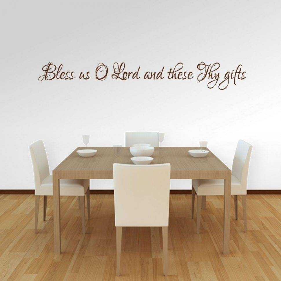 Kitchen Decorating : 3d Wall Decals Love Wall Stickers Kitchen In Newest 3d Wall Art Words (View 20 of 20)