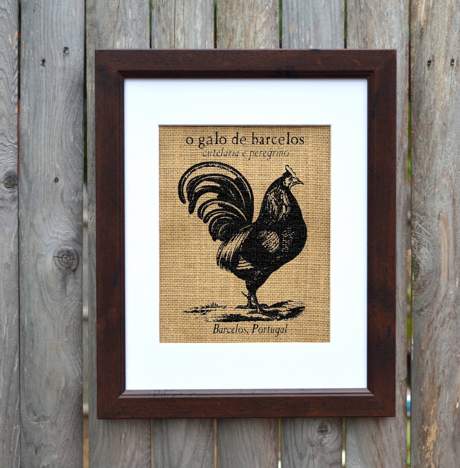 Kitchen : Decorative Wall Signs With Home Wall Art Also Kitchen For Most Popular Metal Rooster Wall Decor (View 8 of 25)