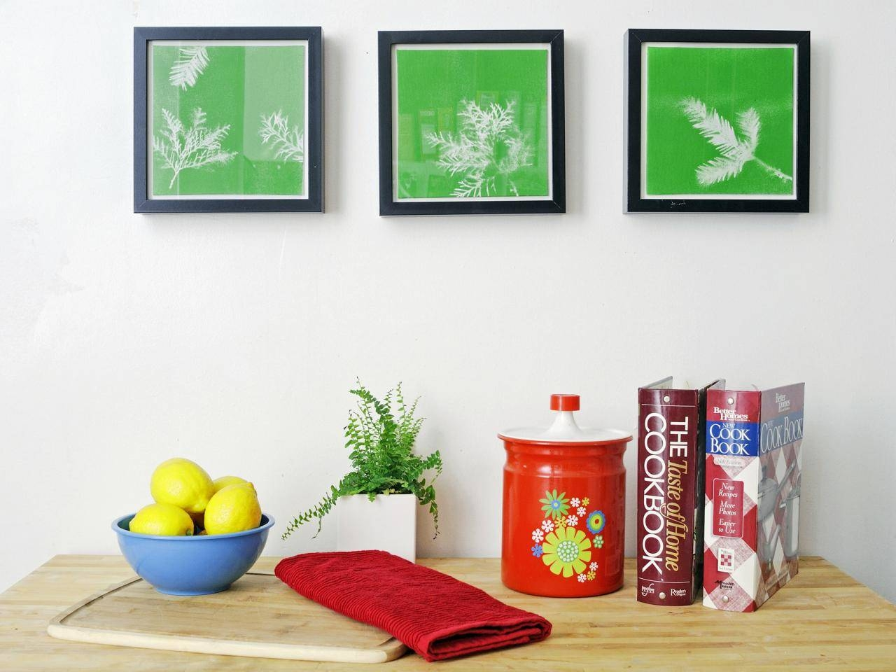 Kitchen Design : Superb Kitchen Artwork Ideas Small Kitchen Wall With Regard To Best And Newest Small Canvas Wall Art (Gallery 20 of 20)