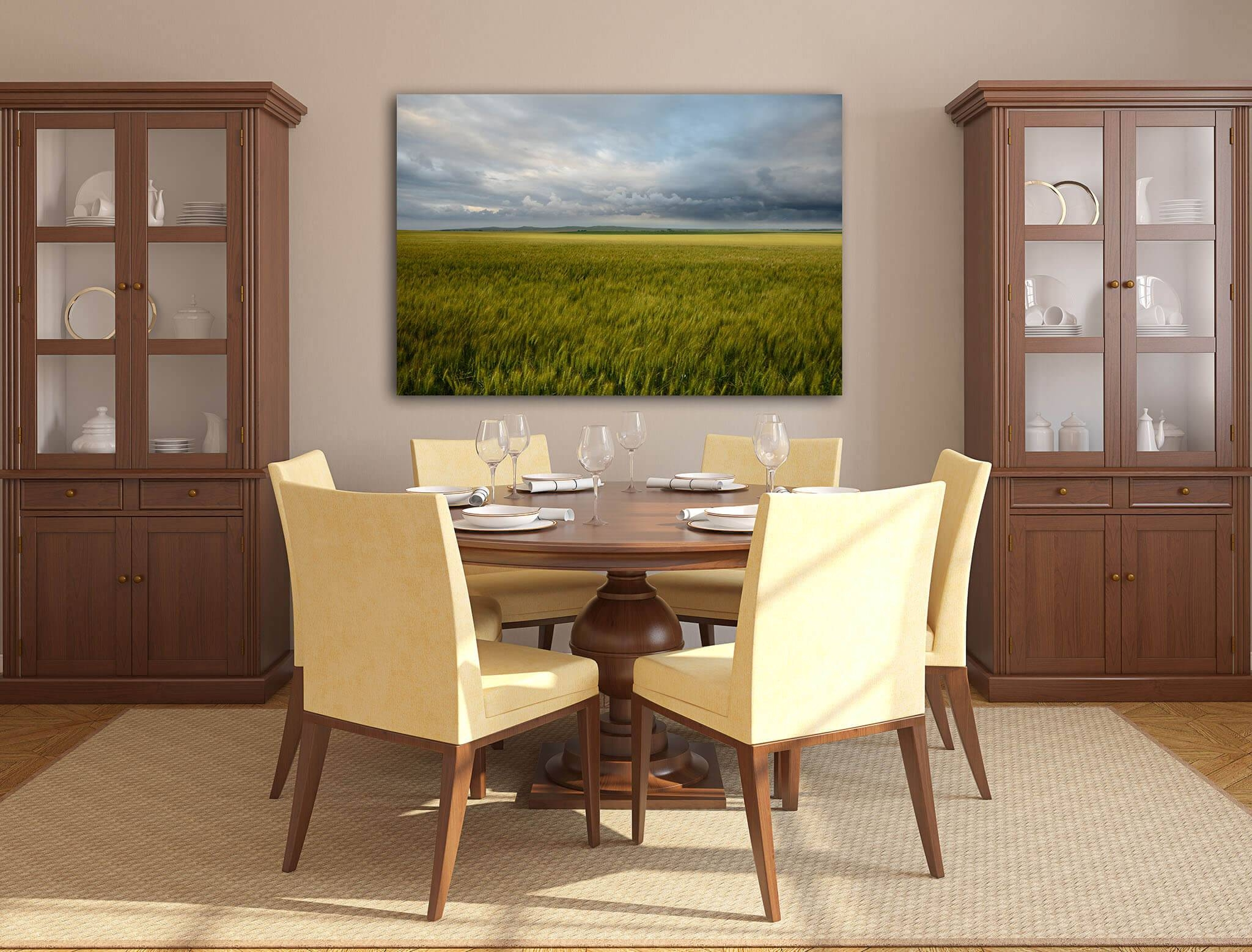 Kitchen & Dining Room Wall Art Ideas – Franklin Arts Pertaining To Most Popular Kitchen And Dining Wall Art (Gallery 20 of 25)