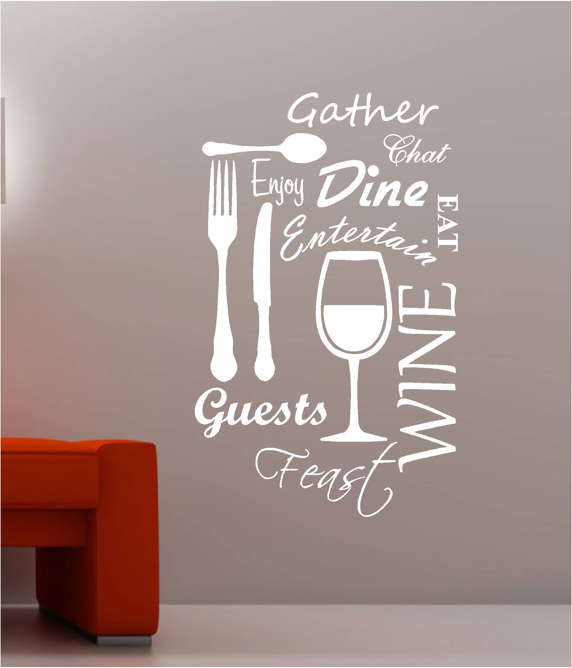 25 best collection of kitchen and dining wall art for Kitchen picture decor