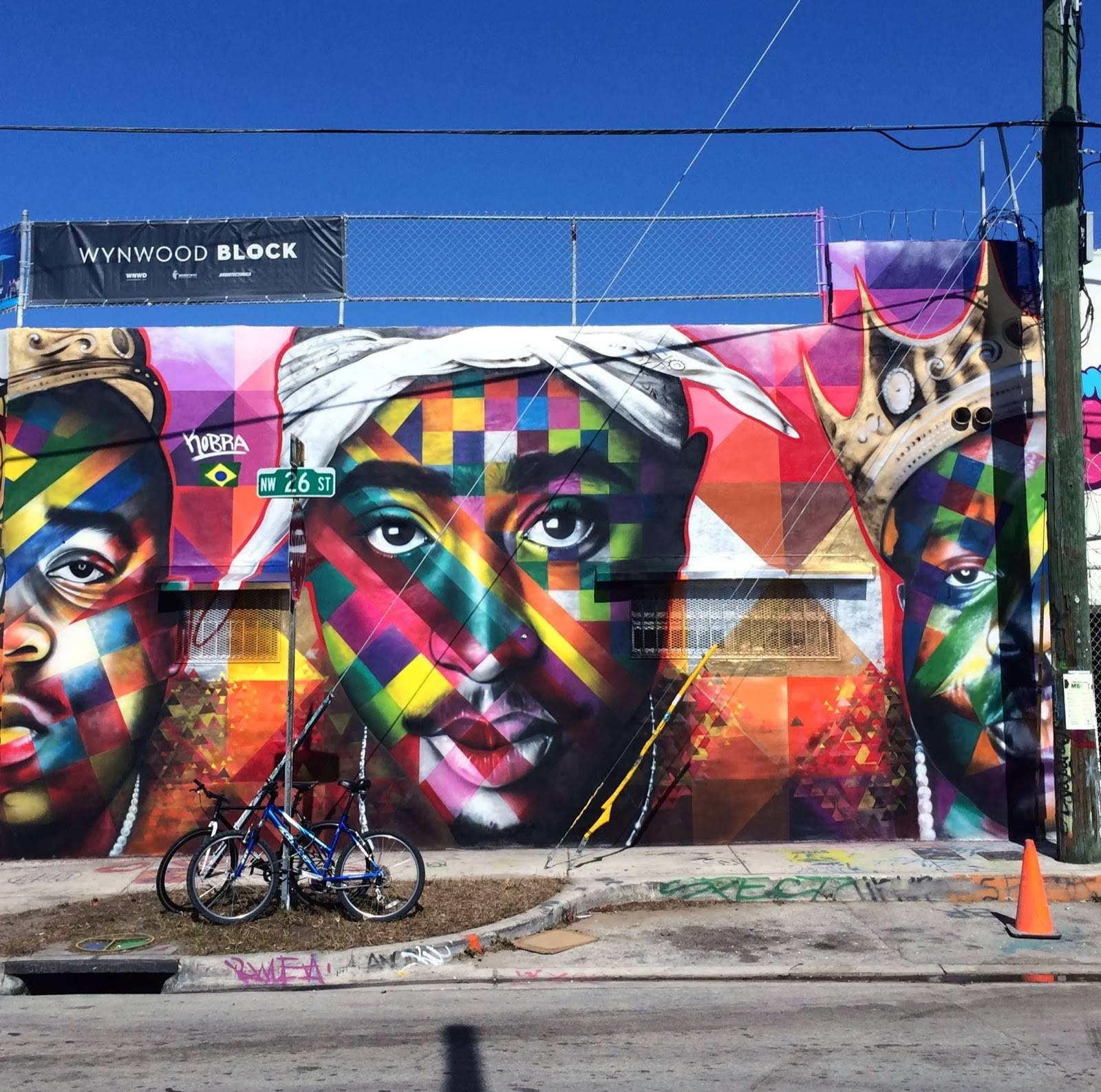 Kobra New Mural For Art Basel '13 – Wynwood, Miami | Streetartnews Regarding Most Recently Released Miami Wall Art (View 2 of 20)