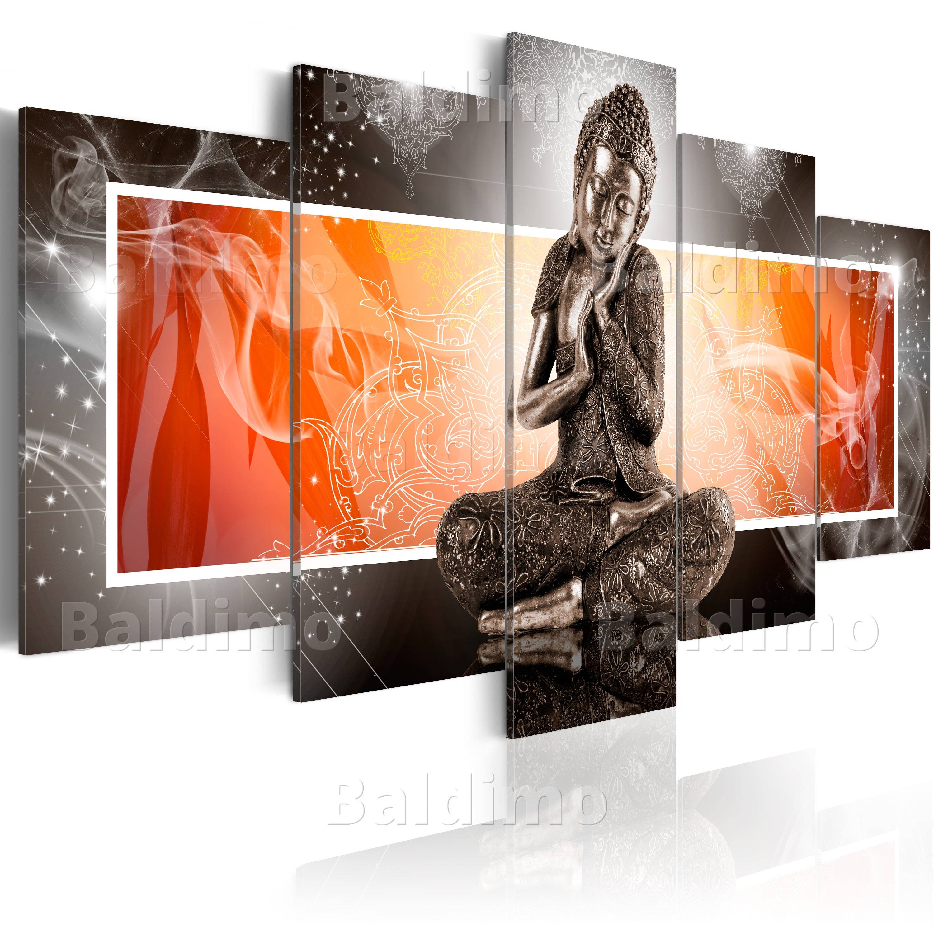 Large Canvas Wall Art Print + Image + Picture + Photo Buddha Within Most Up To Date Large Buddha Wall Art (View 12 of 15)