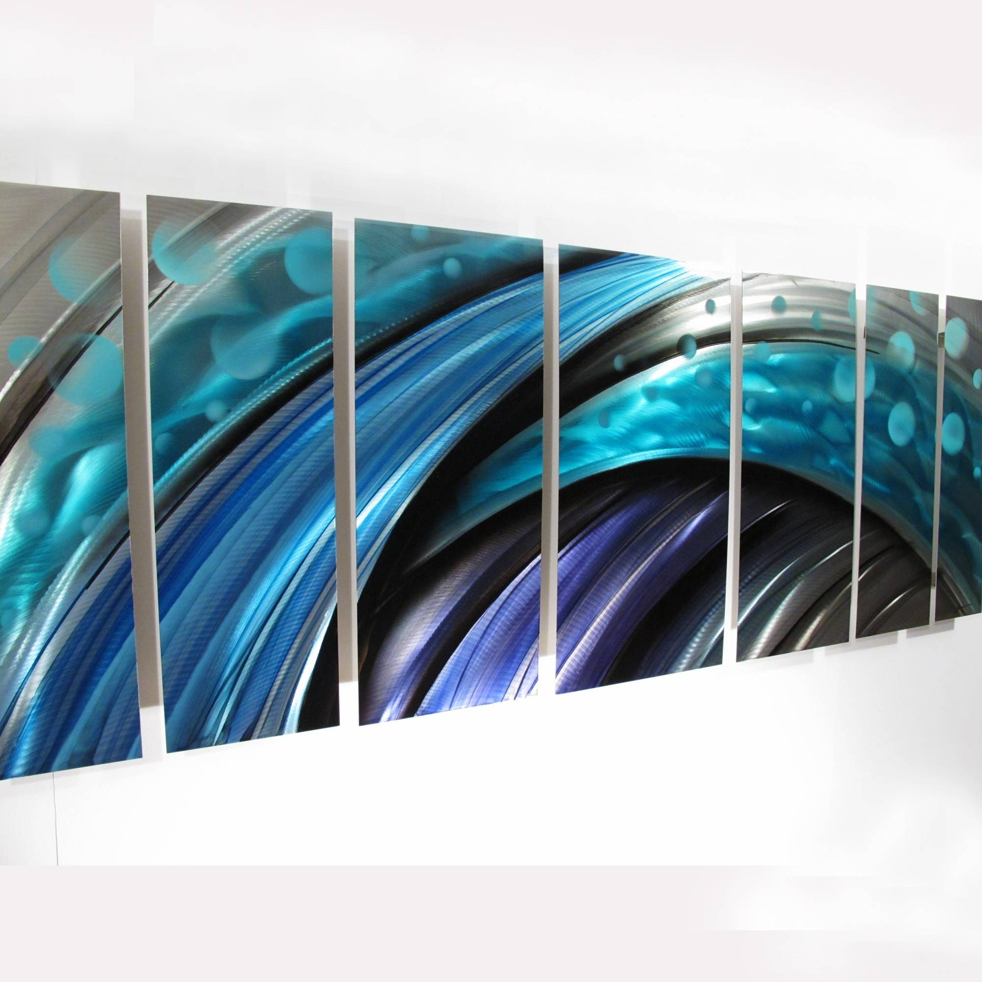 Large Metal Wall Art Photo Pic Large Metal Wall Art – Home Decor Ideas With Most Recent Large Teal Wall Art (View 11 of 20)