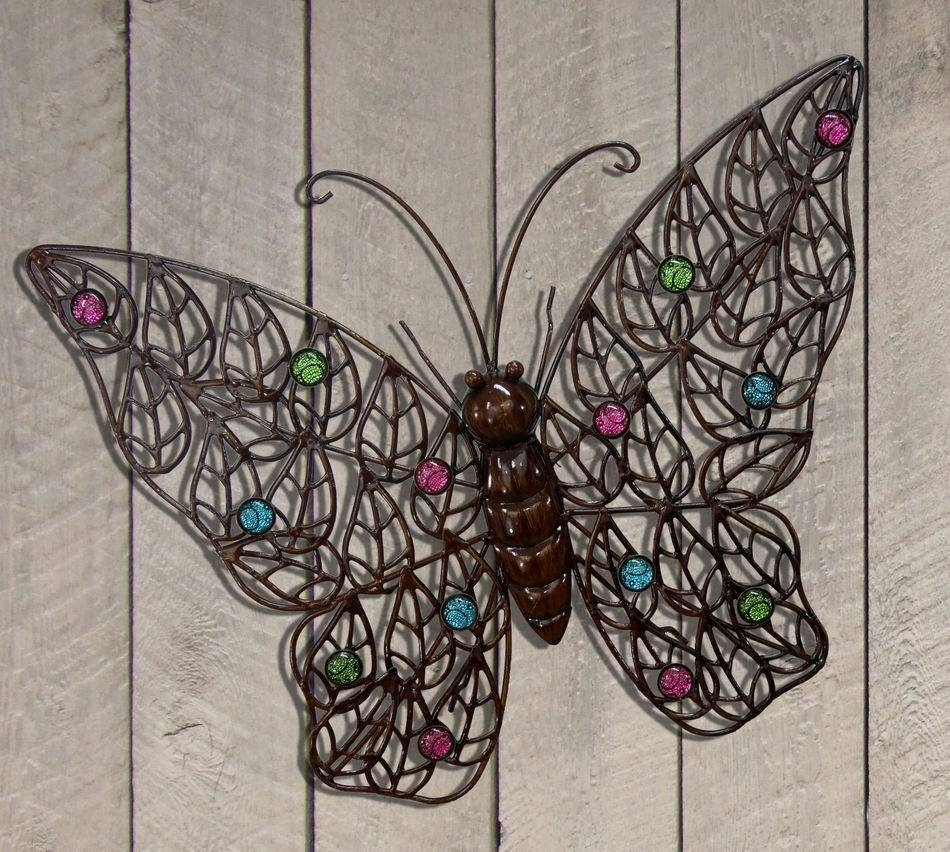 Large Metal Wall Art | Silo Christmas Tree Farm With Recent Large Metal Butterfly Wall Art (View 16 of 25)