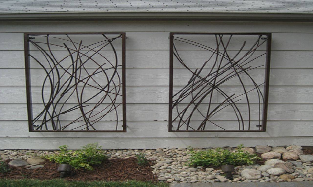 Large Outdoor Wall Art | | Marribal Pertaining To Newest Outside Wall Art (View 11 of 31)