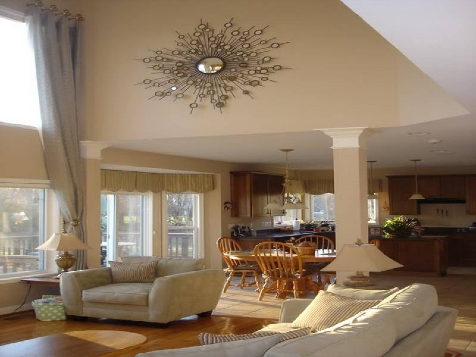 Large Wall Decorating Ideas For Living Room Home Design Pictures In Most Up To Date Wall Art For Large Walls (View 18 of 20)