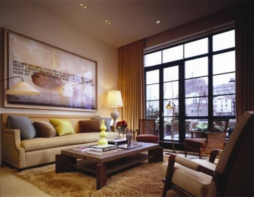 Large Wall Decorating Ideas For Living Room Wall Art Glamorous Intended For Latest Glamorous Wall Art (View 24 of 30)
