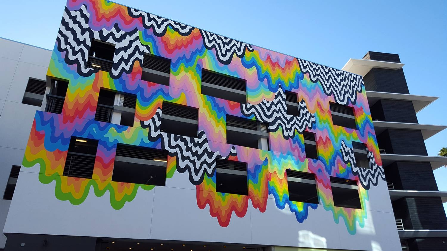 La's Most Instagrammable Walls And Street Art – Racked La Intended For Most Popular Los Angeles Wall Art (View 9 of 20)