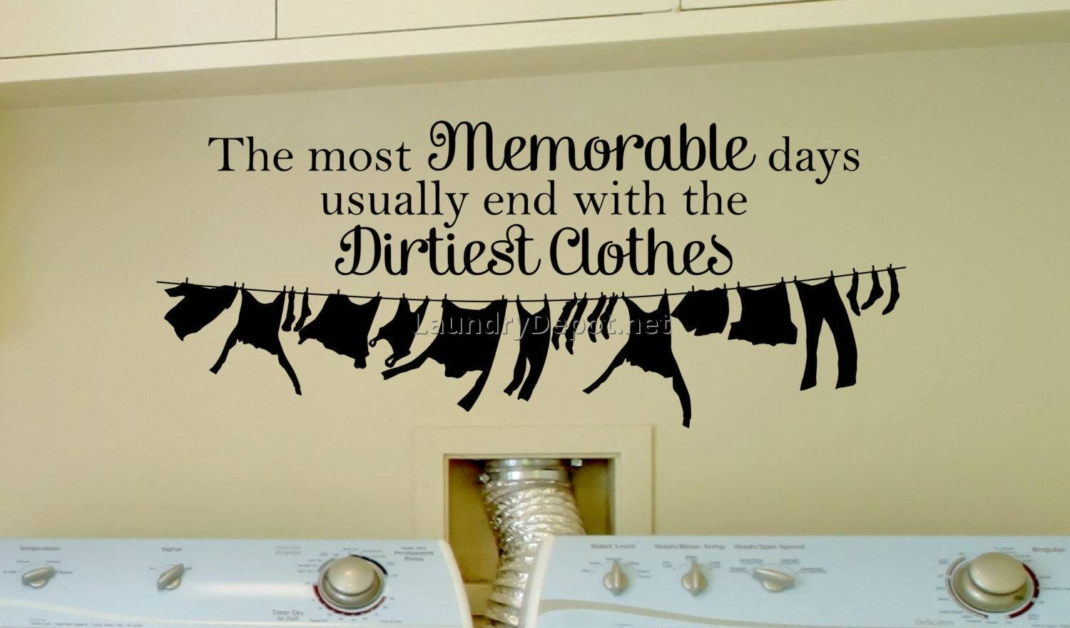 Laundry Room Wall Art Decor 1 | Best Laundry Room Ideas Decor Intended For Most Recently Released Laundry Room Wall Art Decors (View 20 of 25)