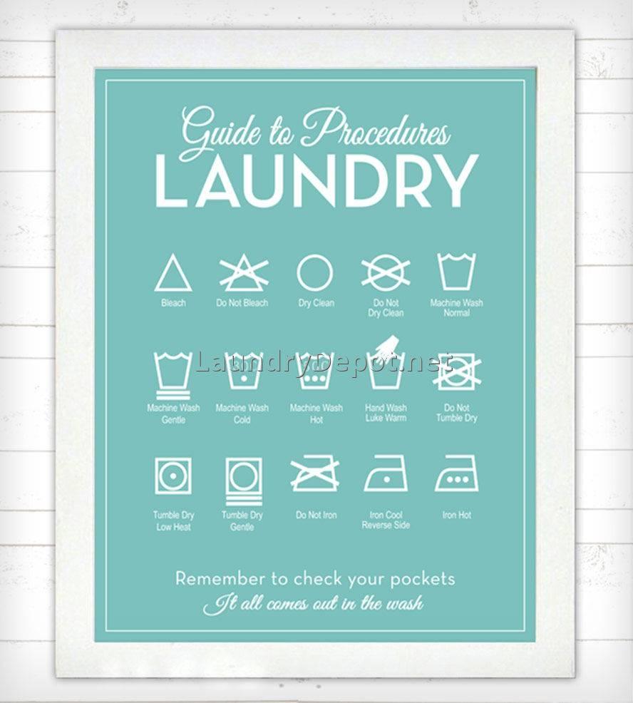 Laundry Room Wall Art Decor 3 | Best Laundry Room Ideas Decor For 2018 Laundry Room Wall Art Decors (View 16 of 25)