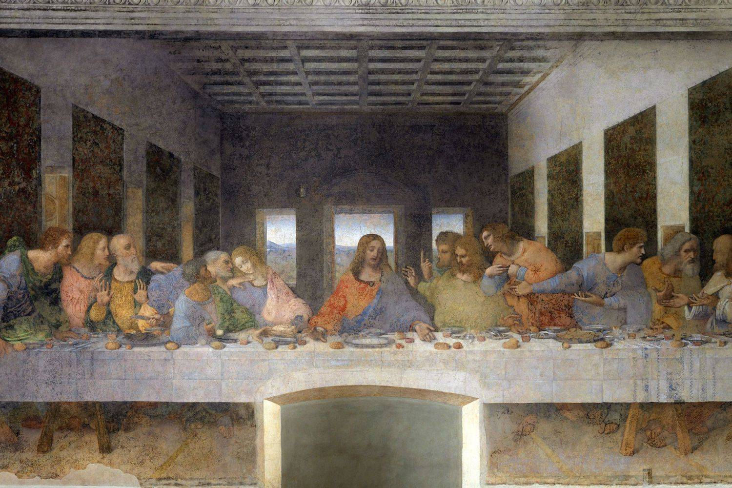 Learn About 'the Last Supper'leonardo Da Vinci For Most Recently Released The Last Supper Wall Art (View 8 of 20)