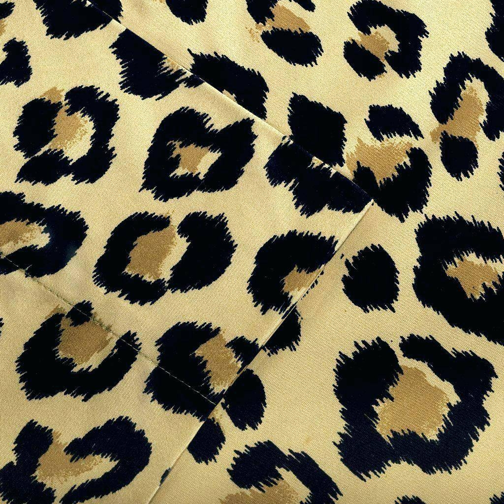 Leopard Print Decals For Walls Latest Leopard Print Wall Art Wall With Regard To Current Leopard Print Wall Art (View 20 of 25)