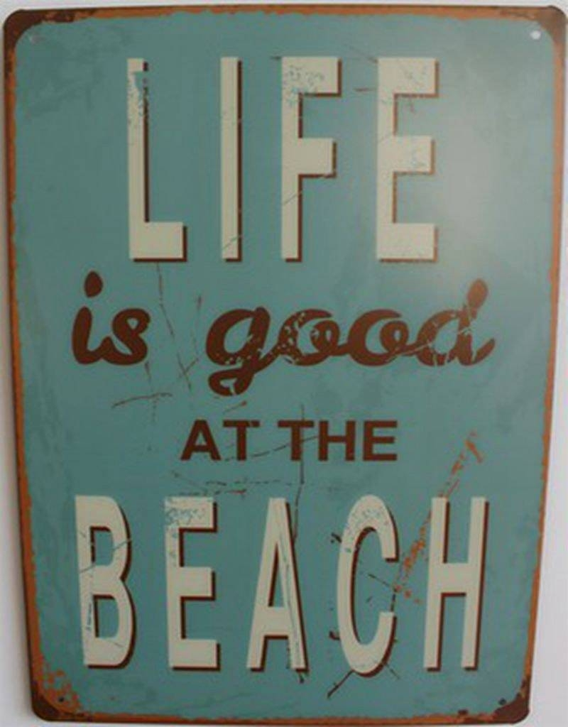 Life Is Good Wall Decor Images – Home Wall Decoration Ideas For 2018 Life Is Good Wall Art (View 11 of 30)