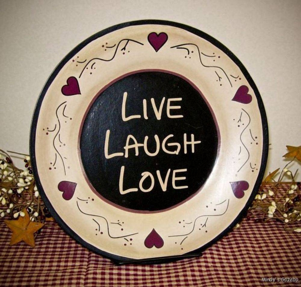 Live Laugh Love Wall Decor Picture Frames Live Laugh Love Wall With Most Recent Live Love Laugh Metal Wall Decor (View 12 of 25)