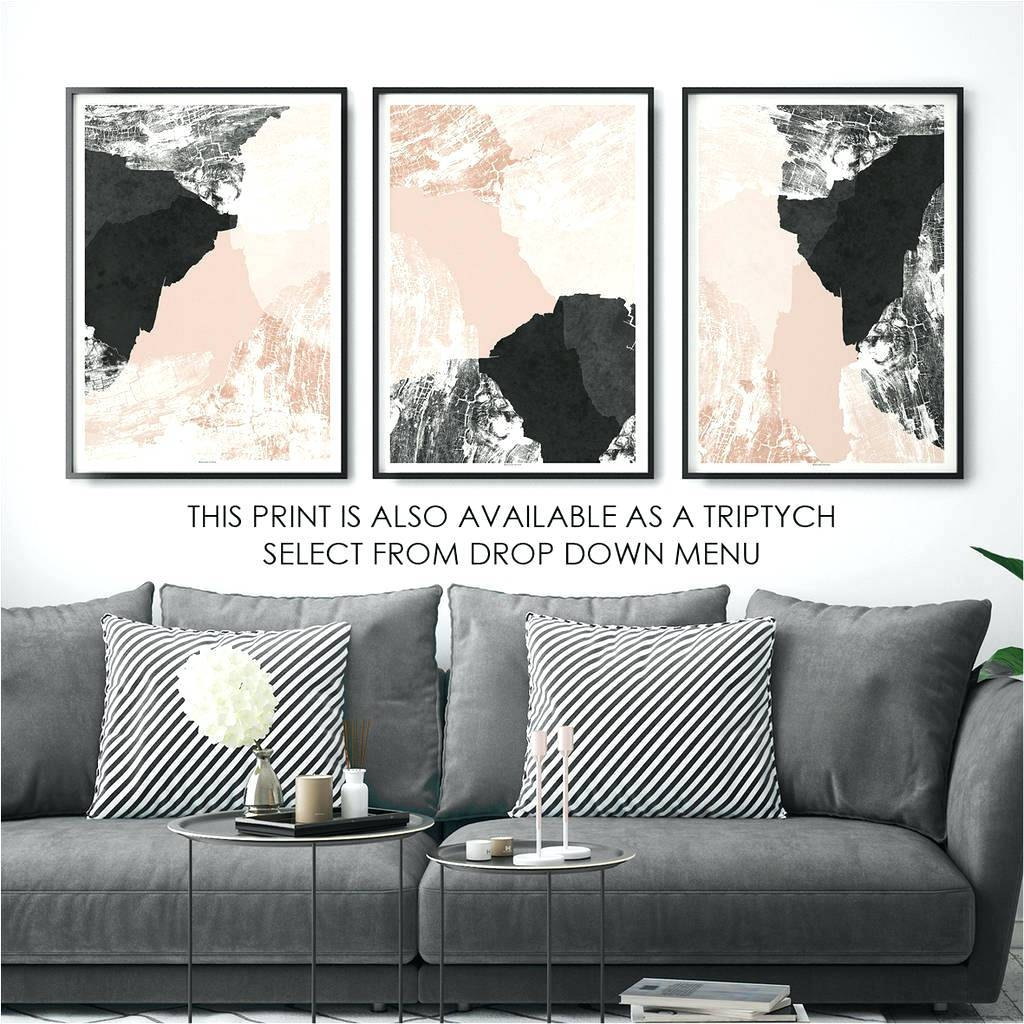 Living Room Art Wall Abstract Wall Art Print Living Room Art For Most Popular Wall Art Sets For Living Room (View 9 of 20)