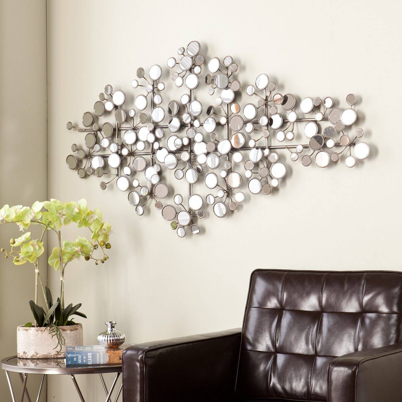 Living Room Metal Wall Art – Best Home Design Ideas In Latest Glamorous Wall Art (View 2 of 30)