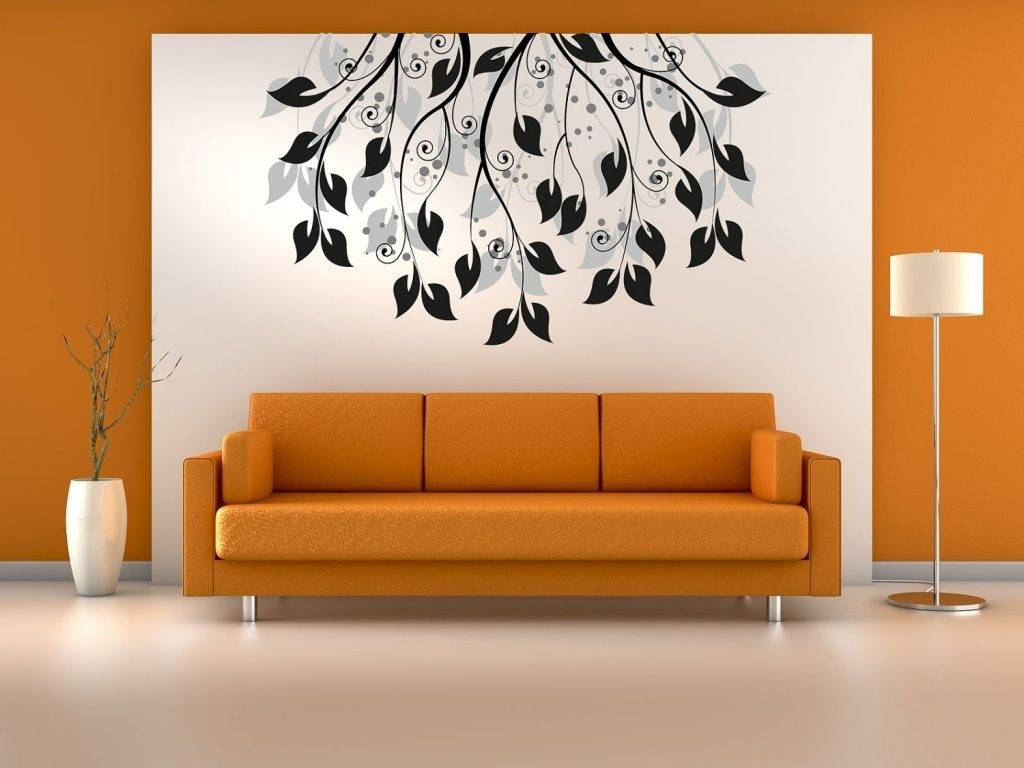 Living Room ~ Modern Wall Paintings Living Room Wall Art Ideas Intended For Recent Oversized Modern Wall Art (View 10 of 20)