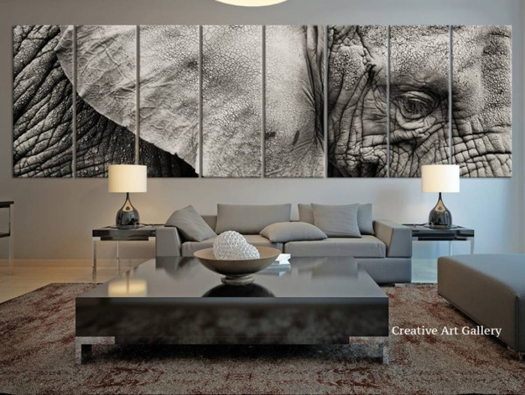 Long Canvas Wall Art Wall Art Design Great Extra Large Wall Art With Most Up To Date Large Horizontal Wall Art (View 3 of 20)
