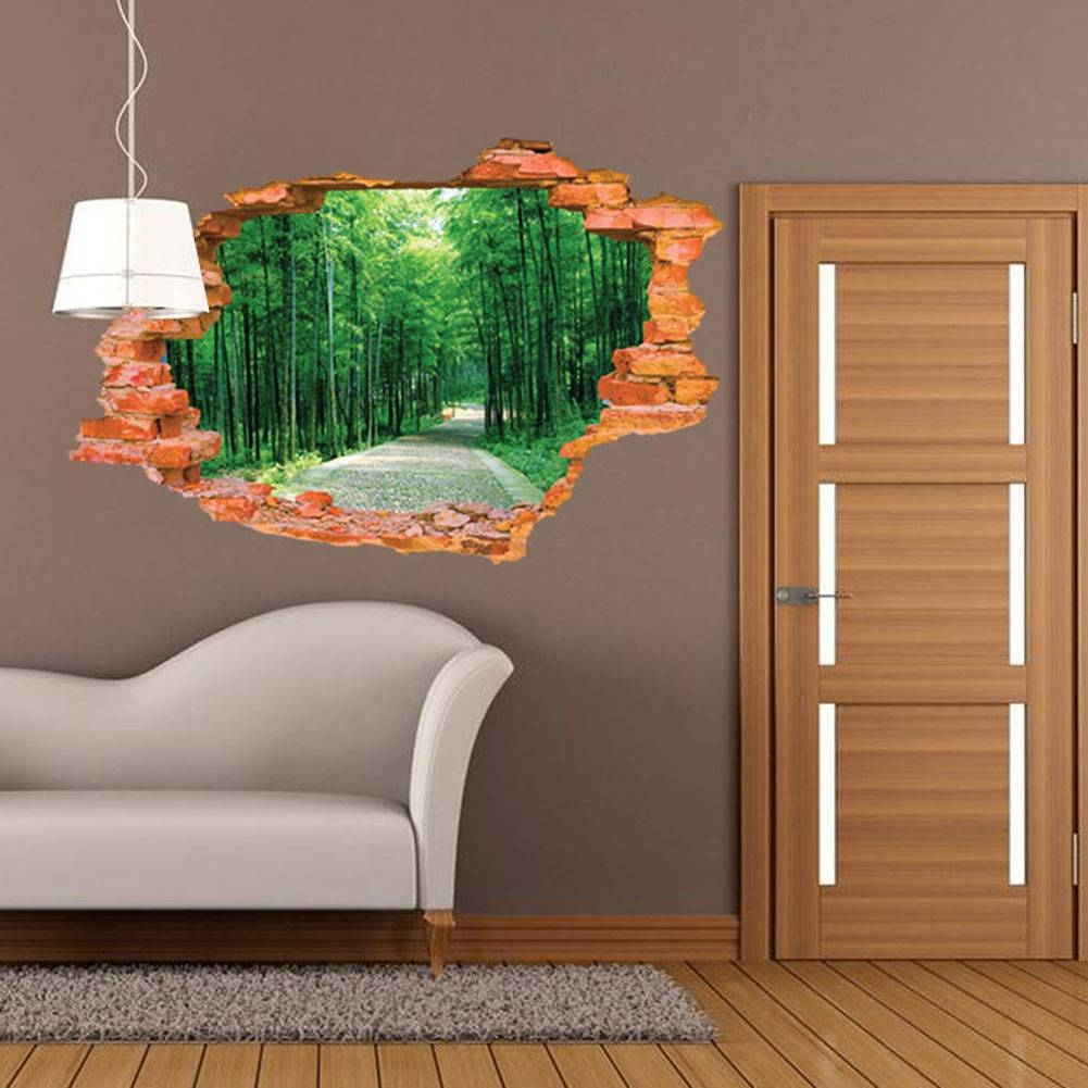 Love Coco 3D And Vinyl Wall Art Tags : 3D Vinyl Wall Art Removable Regarding Most Current Love Coco 3D Vinyl Wall Art (View 6 of 20)