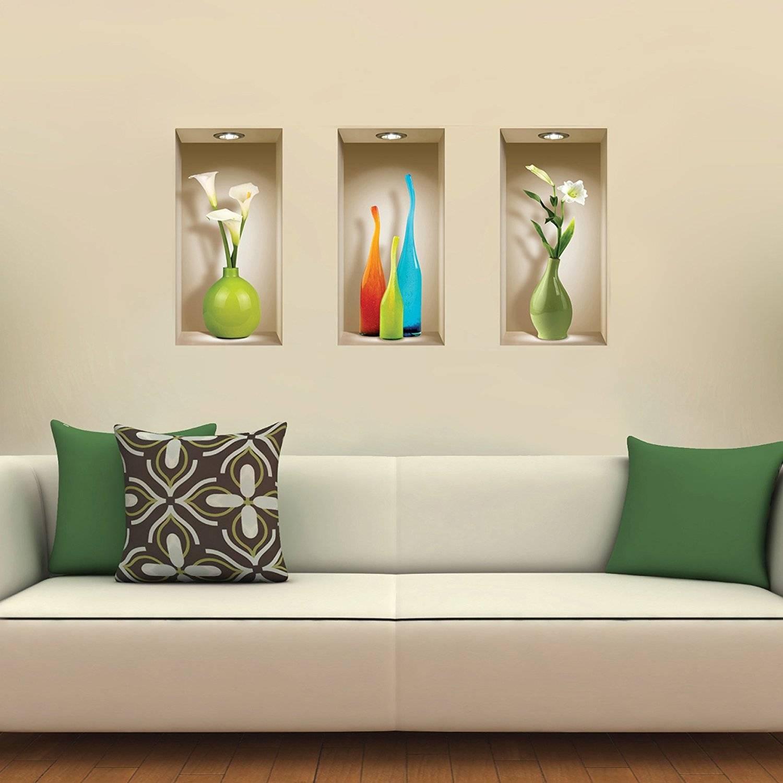 Love Coco 3D Vinyl Wall Art Tags : 3D Vinyl Wall Art Geometric In Current Love Coco 3D Vinyl Wall Art (View 8 of 20)