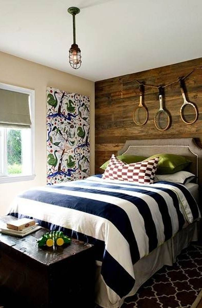 Love The Wood Panels On Wall Behind Ideas With Art For Teenage Pertaining To Current Wall Art For Teenagers (View 23 of 25)